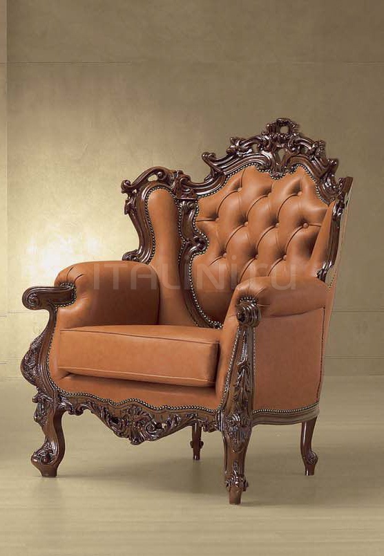 Кресло VERSILIA CURVO 614/K Morello Gianpaolo