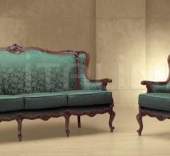 Трехместный диван LUDOVICA 633/K фабрика Morello Gianpaolo