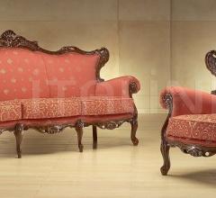 Трехместный диван CLAUDIA 108/K фабрика Morello Gianpaolo