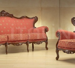 Кресло CLAUDIA 108/K фабрика Morello Gianpaolo