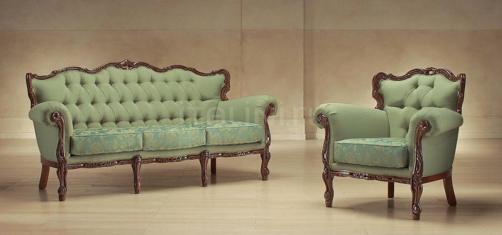 Трехместный диван MARSIGLIA 273/K Morello Gianpaolo