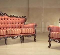 Трехместный диван FRANCESCA 113/K фабрика Morello Gianpaolo