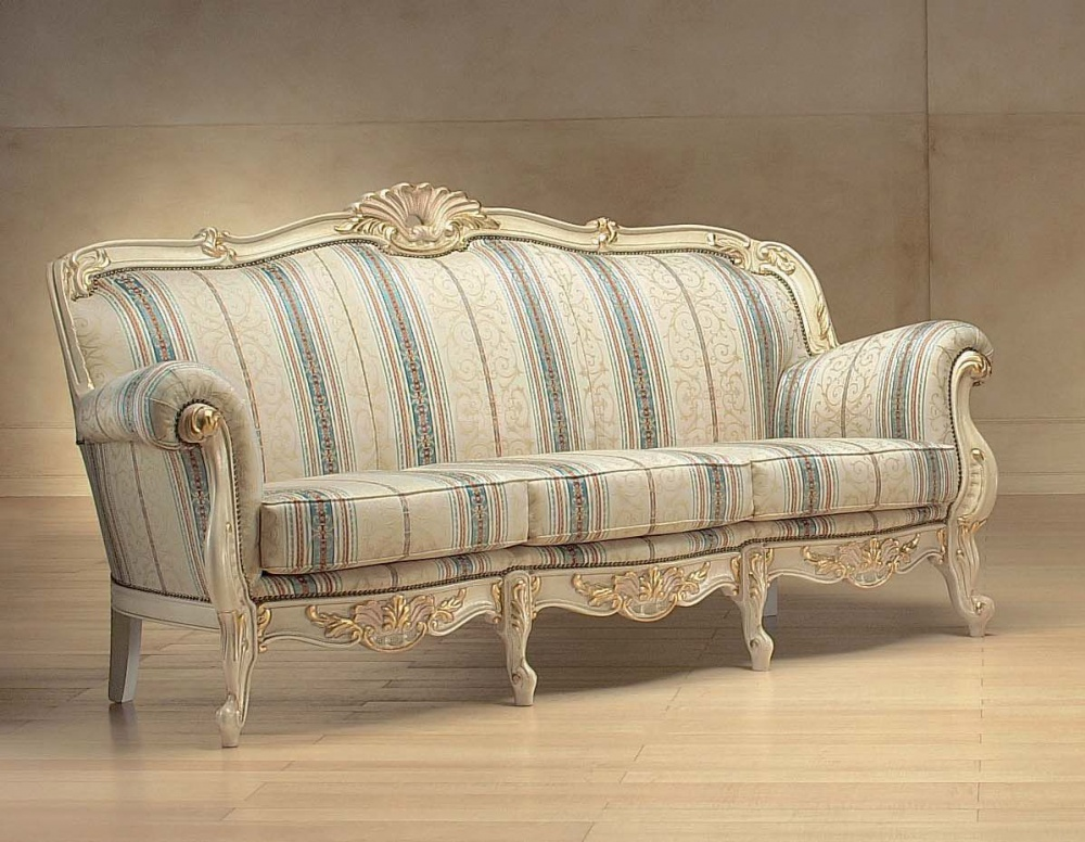 Трехместный диван TOLOSA 272/K Morello Gianpaolo