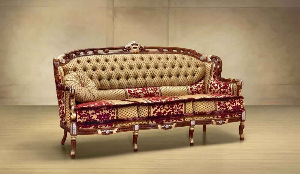 Трехместный диван DIANDRA 120/RK Morello Gianpaolo