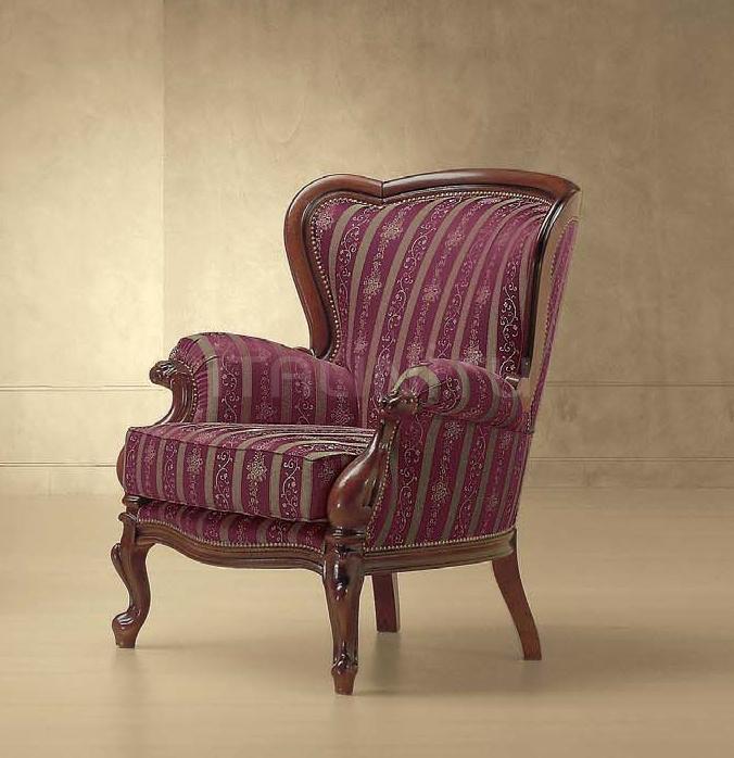 Кресло FILIPPONE LISCIO 615/K Morello Gianpaolo
