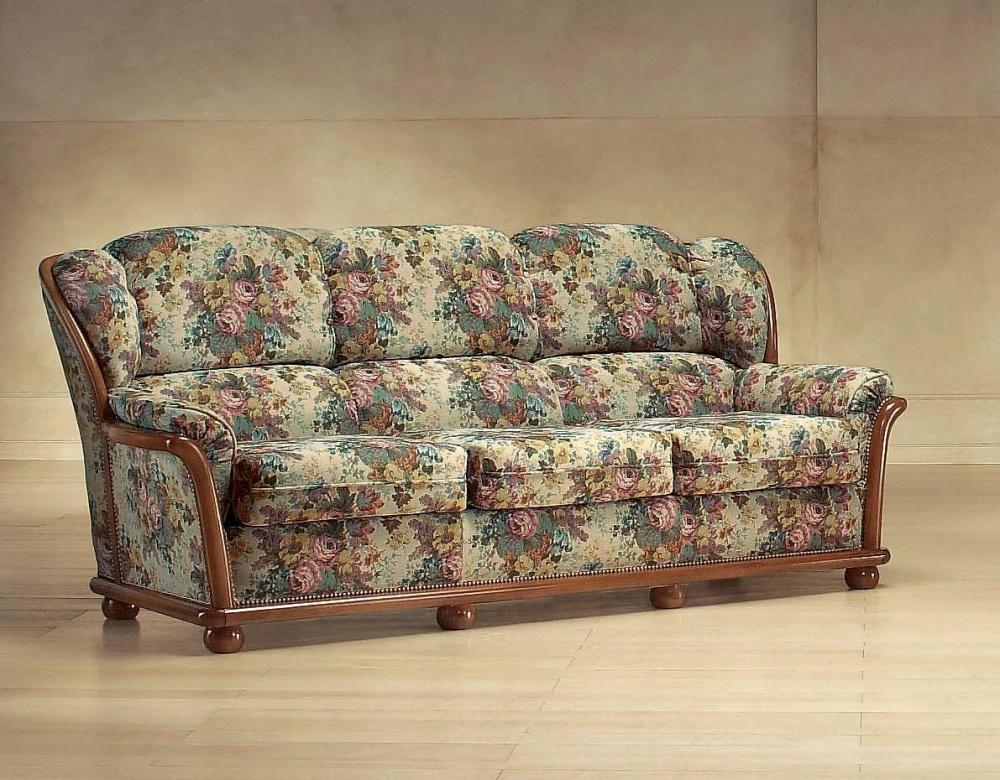 Трехместный диван VIOLA 122/K Morello Gianpaolo