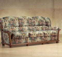 Трехместный диван VIOLA 122/K фабрика Morello Gianpaolo