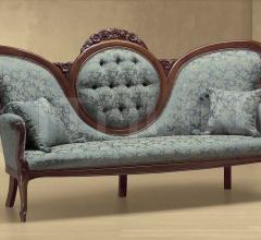 Трехместный диван CAPRIO 618/K фабрика Morello Gianpaolo