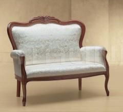 Двухместный диван GINEVRA 619/K фабрика Morello Gianpaolo
