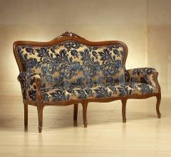 Трехместный диван NATASCIA 542/K фабрика Morello Gianpaolo