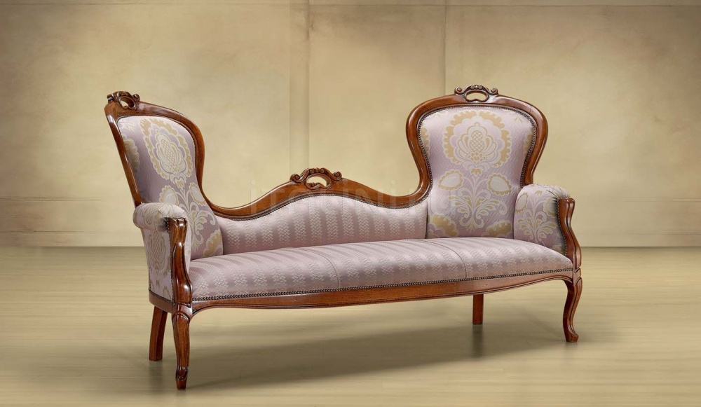 Трехместный диван GEMELLI 368/RK Morello Gianpaolo