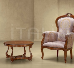 Кресло GEMELLI 368/RK фабрика Morello Gianpaolo