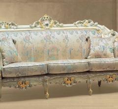 Трехместный диван PRINCIPE 341/K фабрика Morello Gianpaolo