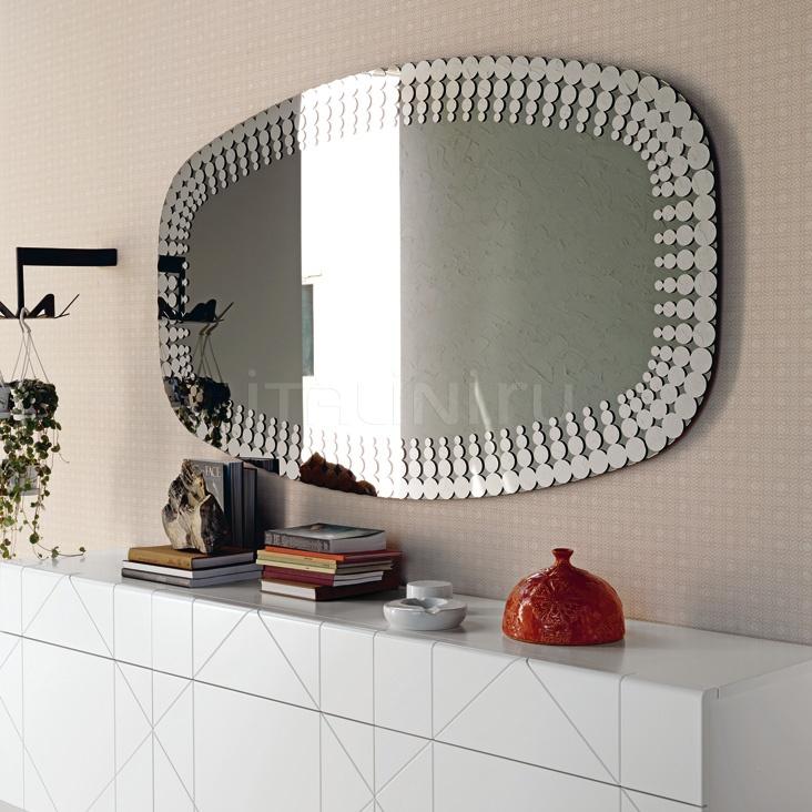 Настенное зеркало Bullet Cattelan Italia
