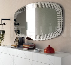 Настенное зеркало Bullet фабрика Cattelan Italia