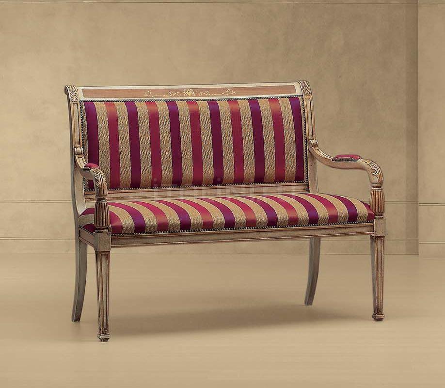 Двухместный диван BOBOLI INTARSIATO 617/K Morello Gianpaolo
