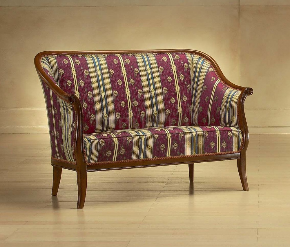 Двухместный диван CONCHIGLIA 129/K Morello Gianpaolo