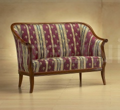 Двухместный диван CONCHIGLIA 129/K фабрика Morello Gianpaolo