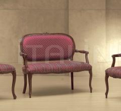 Кресло BRIANZOLO OVALE 69/K фабрика Morello Gianpaolo
