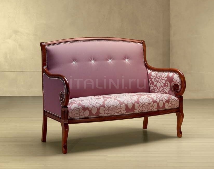 Двухместный диван GIOVE 215/RK Morello Gianpaolo