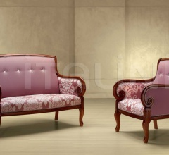 Двухместный диван GIOVE 215/RK фабрика Morello Gianpaolo