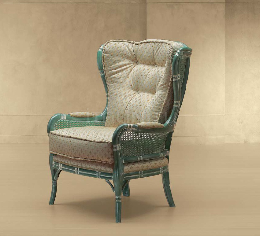 Кресло BERGERE CANNATA 204/K Morello Gianpaolo