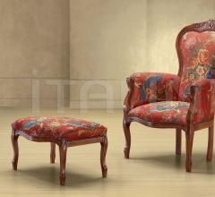 Кресло FILIPPO C/BOTTONE 43/RK фабрика Morello Gianpaolo