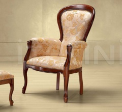 Кресло FILIPPO LISCIA 41/RK фабрика Morello Gianpaolo
