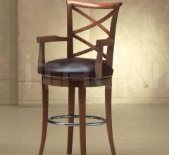 Барный стул CROCI GIREVOLE 562/K фабрика Morello Gianpaolo