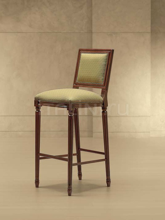 Барный стул LUIGI XVI QUADRO 470/K Morello Gianpaolo