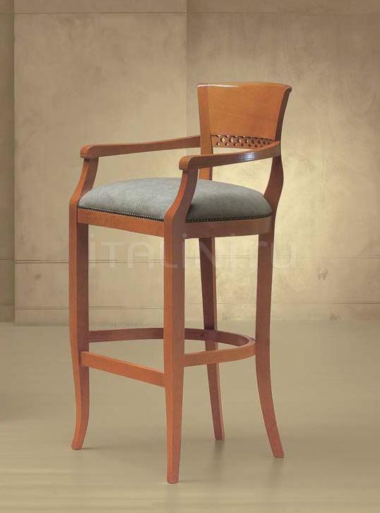 Барный стул LINDA CON BRACCIOLO 565/K Morello Gianpaolo