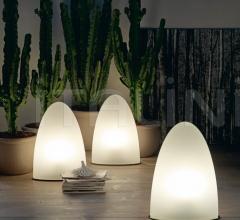 Итальянские уличные светильники - Напольный светильник Tibey фабрика Cattelan Italia
