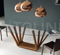 Стол обеденный Domino фабрика Cattelan Italia