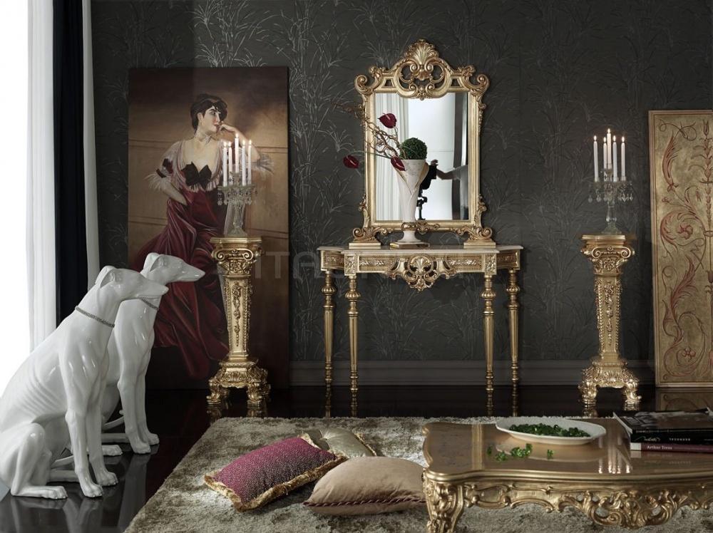 Консоль KITTY TOP MARBLE 1882/W Morello Gianpaolo