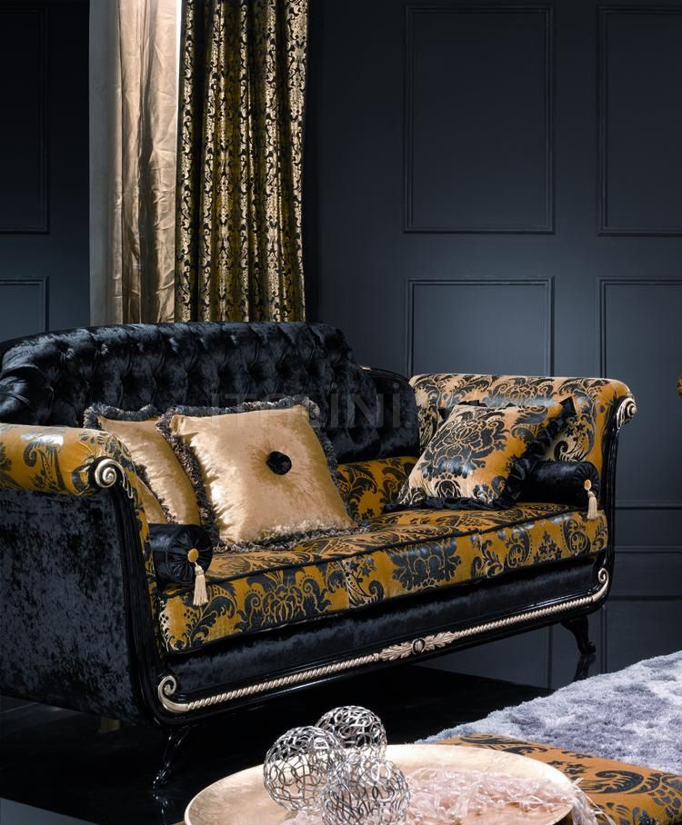 Двухместный диван ISADORA 1295/W Morello Gianpaolo