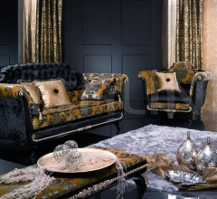 Двухместный диван ISADORA 1295/W фабрика Morello Gianpaolo