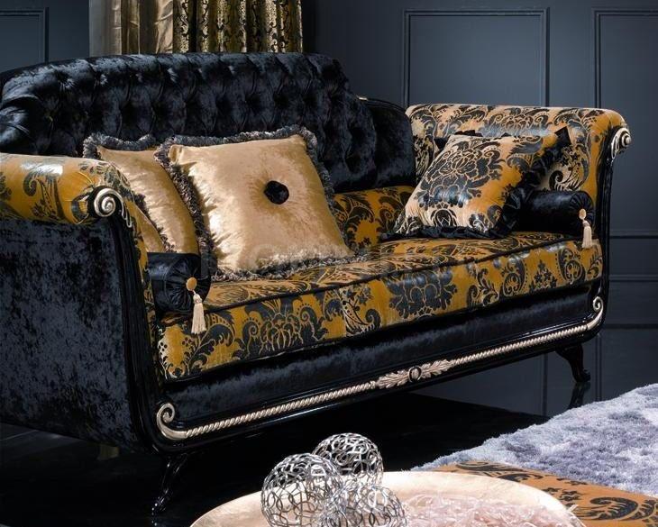 Трехместный диван ISADORA 1295/W Morello Gianpaolo
