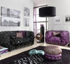 Кресло MERINGUE 1339/W фабрика Morello Gianpaolo