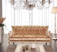 Трехместный диван BACARA' 1586/W фабрика Morello Gianpaolo