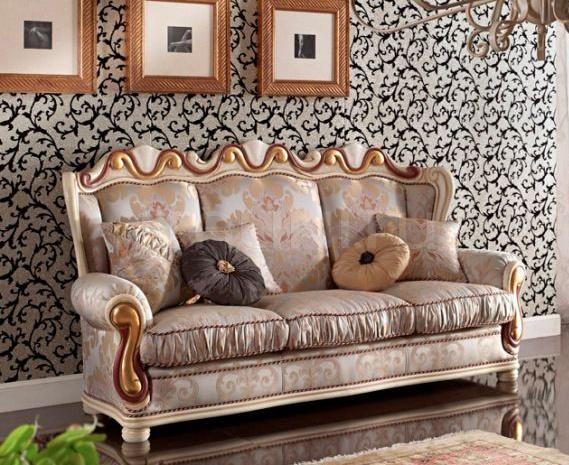 Трехместный диван VIVIENNE.1408/W Morello Gianpaolo