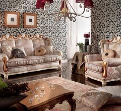 Трехместный диван VIVIENNE.1408/W фабрика Morello Gianpaolo