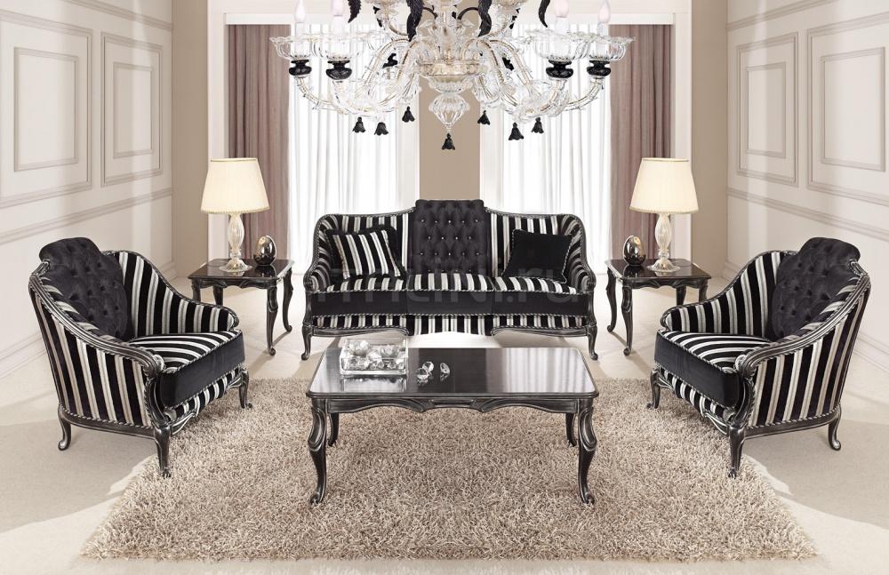 Трехместный диван SOLARIS 1655/W Morello Gianpaolo