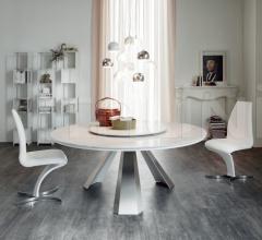 Круглый стол Eliot Round фабрика Cattelan Italia