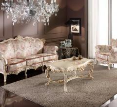 Кресло CARAVAGGIO 1445/W фабрика Morello Gianpaolo