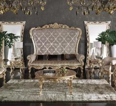 Трехместный диван 1704/WD3 фабрика Morello Gianpaolo