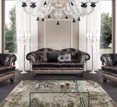 Трехместный диван DARLING 1600/W фабрика Morello Gianpaolo