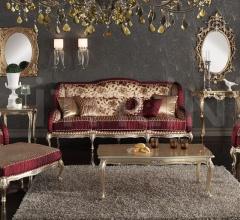 Трехместный диван DALIDA 1696/W фабрика Morello Gianpaolo