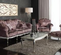 Трехместный диван ANITA 1700/W фабрика Morello Gianpaolo