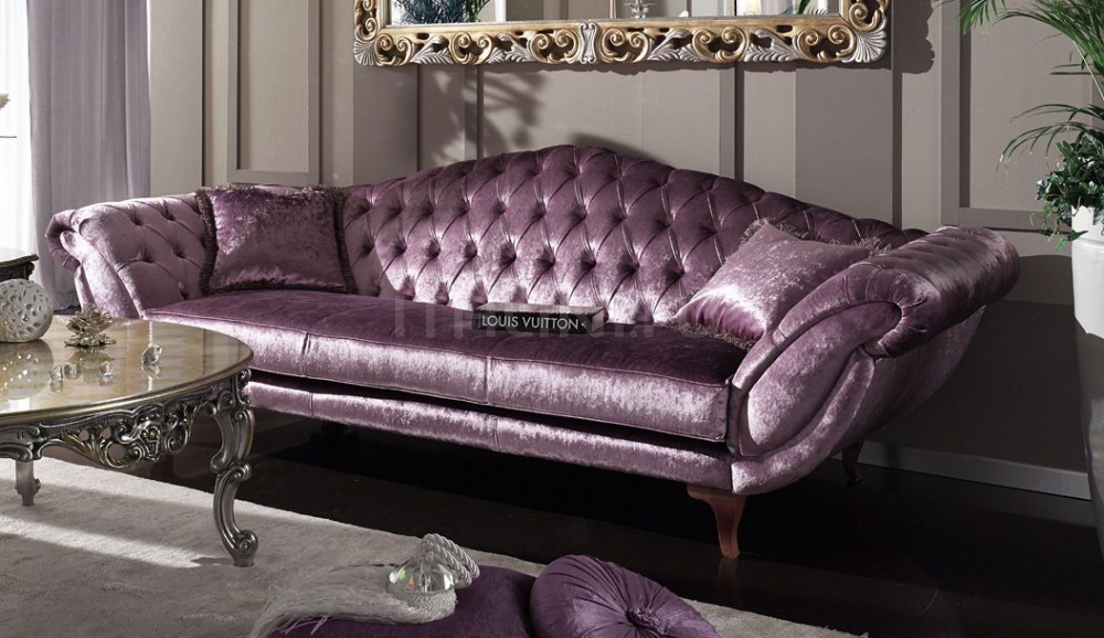 Трехместный диван NUVOLA 1902/W Morello Gianpaolo