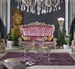 Двухместный диван LUXURY PINK 1748/W фабрика Morello Gianpaolo